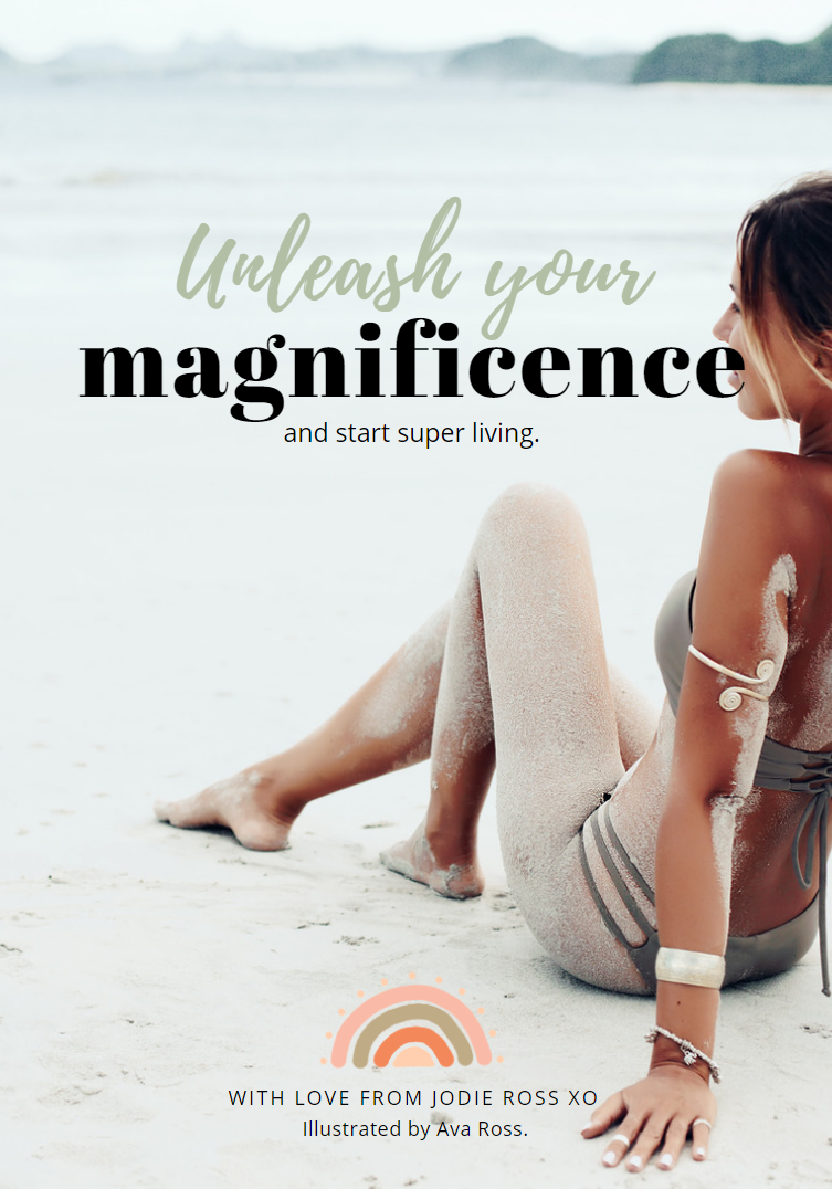 Unleash your magnificence